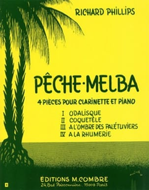 Richard Phillips - Peach Melba - Sheet Music - di-arezzo.com