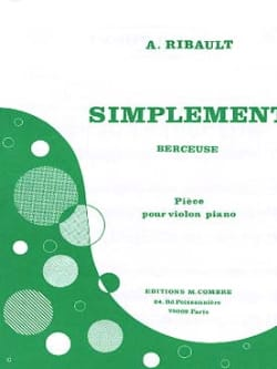 A. Ribault - Simplement - Partition - di-arezzo.fr