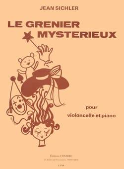 Jean Sichler - Le grenier mystérieux - Partition - di-arezzo.fr