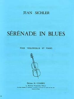 Jean Sichler - Sérénade in Blues - Partition - di-arezzo.fr