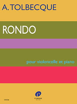 Tolbecque - Rondo - Sheet Music - di-arezzo.co.uk