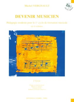 Michel Vergnault - Become a musician - 2nd Book - Sheet Music - di-arezzo.co.uk