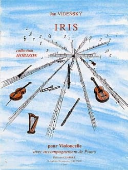 Jan Vidensky - Iris - Sheet Music - di-arezzo.co.uk