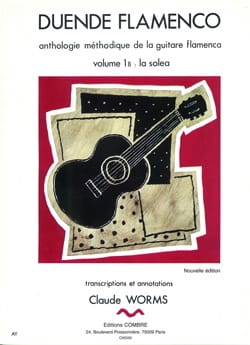 C Worms - Flamenco Duende - Volume 1B - The Solea - Partition - di-arezzo.co.uk
