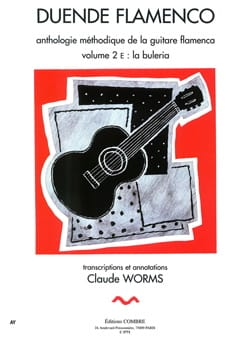 Claude Worms - Flamenco Duende - Volume 2E - The Buleria - Sheet Music - di-arezzo.co.uk