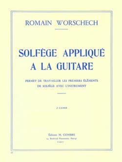 Solfège appliqué à la guitare - Volume 2 - laflutedepan.com