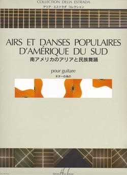 Airs and Dances of South America - Sheet Music - di-arezzo.co.uk