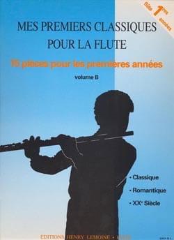 Mes premiers classiques, Volume B – Flûte - laflutedepan.com