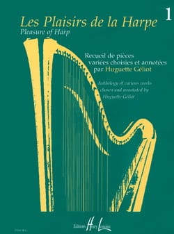 - The Pleasures of the Harp Volume 1 - Sheet Music - di-arezzo.co.uk