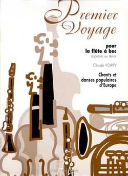 Premier voyage - Flûte à bec soprano ou ténor laflutedepan