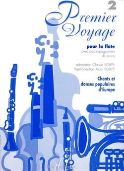 Voirpy Claude / Voirpy Alain - 初航海2巻 - フルート - 楽譜 - di-arezzo.jp
