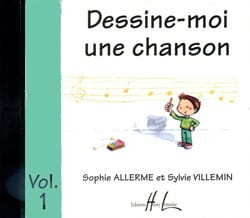 Allerme Sophie / Villemin Sylvie - CD - Draw Me a Song Volume 1 - Sheet Music - di-arezzo.co.uk