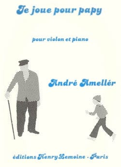 André Ameller - I play for Grandpa - Sheet Music - di-arezzo.co.uk