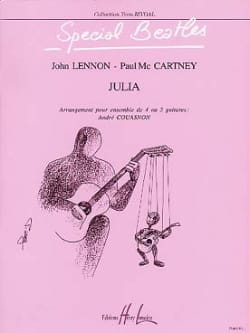 Beatles - Julia - 4/5 Guitars - Sheet Music - di-arezzo.co.uk
