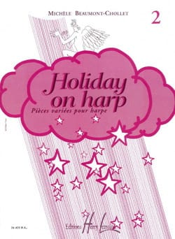 Holiday On Harp - Volume 2 - laflutedepan.com