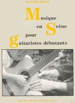 Musique en scène - Olivier Bensa - Partition - laflutedepan.com