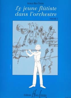Atarah Ben-Tovim - The Young Flutist in The Orchestra Volume 1 - Sheet Music - di-arezzo.co.uk