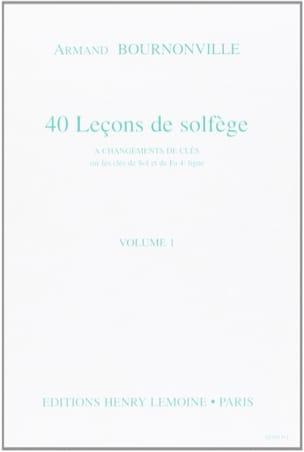 40 Leçons 2 Clés – Volume 1 S/A - laflutedepan.com