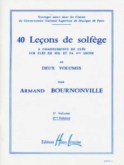 40 Leçons 2 Clés – Volume 2 S/A - laflutedepan.com