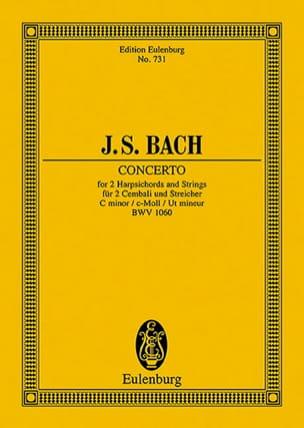 Konzert C-Moll, BWV 1060 - Johann Sebastian Bach - laflutedepan.com
