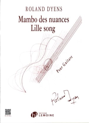 Roland Dyens - Mambo of Nuances - Lille Song - Sheet Music - di-arezzo.co.uk