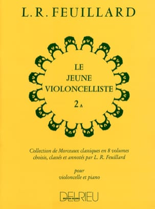 FEUILLARD - The Young Cellist Vol.2 A - Sheet Music - di-arezzo.com