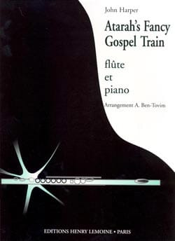 John Harper - Atarah's Fancy et Gospel Train - Partition - di-arezzo.fr