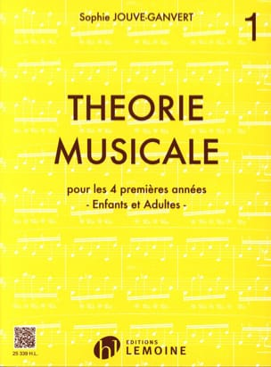 Sophie Jouve-Ganvert - Musical Theory - Sheet Music - di-arezzo.co.uk