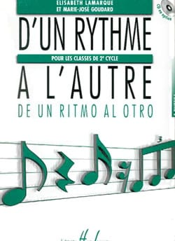 Elisabeth LAMARQUE et Marie-José GOUDARD - From One Rhythm to another - Volume 2 - Sheet Music - di-arezzo.co.uk