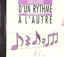 Elisabeth LAMARQUE et Marie-José GOUDARD - CD - From One Rhythm To Another - Volume 4 - Sheet Music - di-arezzo.com