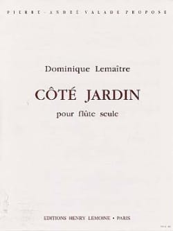 Dominique Lemaitre - Garden side - Sheet Music - di-arezzo.com