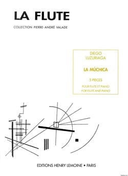 Diego Luzuriaga - La Muchica - Partition - di-arezzo.fr