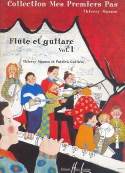 Mes premiers pas - Volume 1 - Flûte guitare laflutedepan