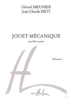 Meunier Gérard / Diot Jean-Claude - 機械玩具 - 楽譜 - di-arezzo.jp