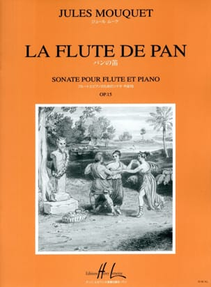 Jules Mouquet - The Pan Flute - Sheet Music - di-arezzo.co.uk