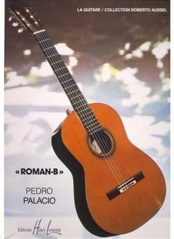 Pedro Palacio - Roman- B - Partition - di-arezzo.fr