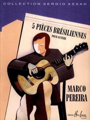 Pereira - 5 Pièces Brésiliennes - Partition - di-arezzo.fr