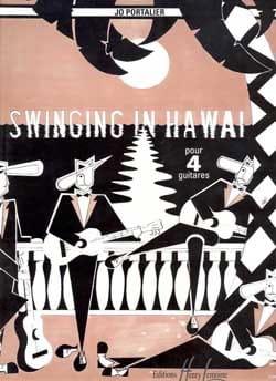 Jo Portalier - Swinging in Hawaï - Partition - di-arezzo.fr