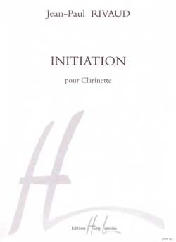 Jean-Paul Rivaud - Initiation - Sheet Music - di-arezzo.com