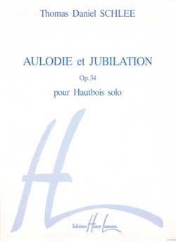 Thomas Daniel Schlee - Aulodie et Jubilation op. 34 - Partition - di-arezzo.fr
