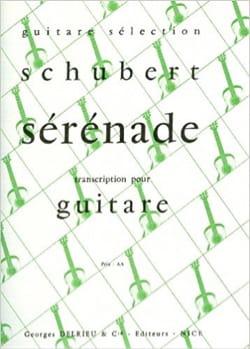 Franz Schubert - Sérénade - Partition - di-arezzo.fr