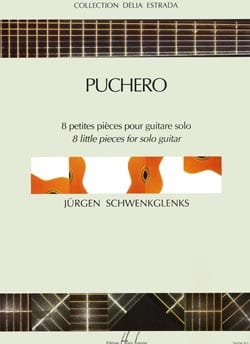 Puchero - Schwenkglenks - Partition - Guitare - laflutedepan.com