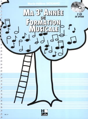 SICILIANO - Ma 3ème année de Formation Musicale - Sheet Music - di-arezzo.co.uk