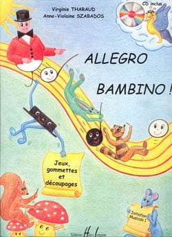 Allegro Bambino - Partition - di-arezzo.co.uk