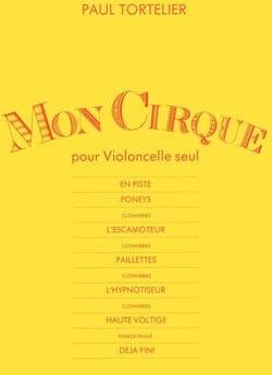 Paul Tortelier - Mon Cirque - Partition - di-arezzo.fr