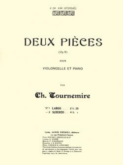 Charles Tournemire - Scherzo op. 5 n° 2 - Partition - di-arezzo.fr