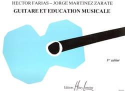 Guitare et Education musicale -Volume 1 laflutedepan
