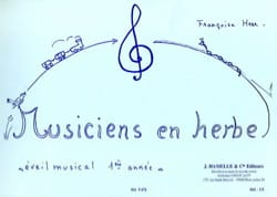 Françoise Herr - Musicians in the grass - 1st year - Sheet Music - di-arezzo.com