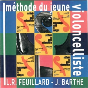FEUILLARD - CD - Young Cellist's Method - Sheet Music - di-arezzo.co.uk