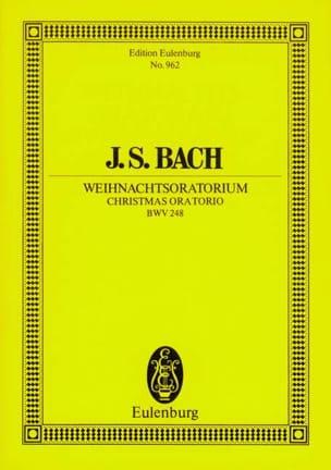 BACH - Weihnachts-Oratorium BWV 248) - Sheet Music - di-arezzo.co.uk